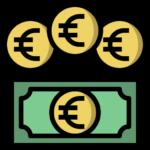 monnaie caisse tactile